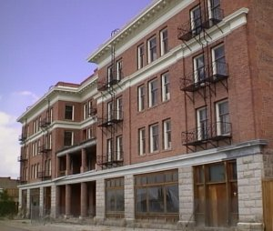 The Goldfield Hotel