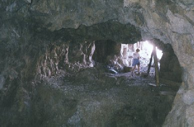 Shannon Canyon Mine